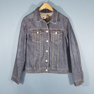 J Crew womens denim jean jacket